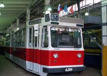 Запчасти для трамвай ЛМ-68